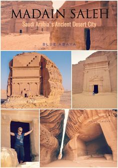 Mysterious Ancient City of Hegra (Mada'in Saleh) in Saudi Arabia Checkout this comprehensive guide about Hegra, Madain Saleh in Al Ula, Saudi Arabia Ancient City, Ancient Mysteries, Ancient History, Cultural Architecture, Ancient Architecture, Abu Dhabi, Travel To Saudi Arabia, Saudi Arabia Culture, Places To Travel