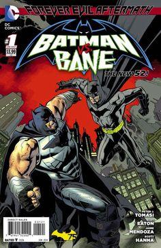 Kevin Nowlan's Bat/Bane #1 cover  FEVILBMBN_Cv1_1_25_var.jpg (578×889)