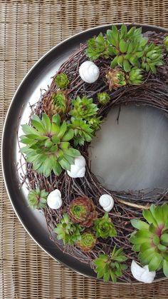 Hydrangea Care, Autumn Table, Cement Crafts, Garden Deco, Nature Decor, Garden Ornaments, Creative Decor, Wreaths For Front Door, Flower Decorations