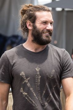 Clive Standen Gives You 25 Sexy Reasons to Watch Vikings