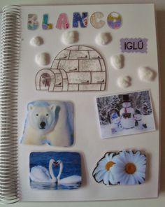 Plastificando ilusiones: El libro de los colores Crafts For Kids, Arts And Crafts, Diy Crafts, 4 Kids, Toddler Activities, Decoupage, Homeschool, Classroom, Frame