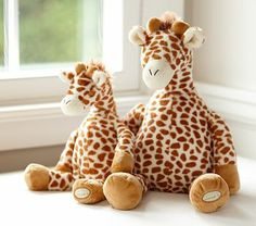 Cloud B Soothing Sounds Giraffes #PotteryBarnKids ....best thing ever...awesome baby shower gift..