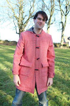 Harris Tweed Albion Harris Tweed, Sweaters, Tops, Fashion, Moda, Fashion Styles, Sweater, Fashion Illustrations, Sweatshirts