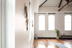 Six of the most beautiful yoga studios in Australia - Vogue Living