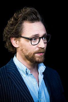 Tom Hiddleston. #InfinityWar promo in London. Via Twitter.