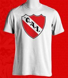 Club-Atletico-Independiente-de-Argentina-Futbol-Soccer-T-Shirt-Remera-Jersey