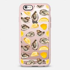Oysters iPhone Case Katie Kime X Casetify