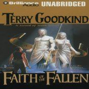 Faith of the Fallen: Sword of Truth, Book 6 By [Terry Goodkind]