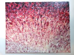 ORIGINAL Abstract Acrylic Modern Painting Hypnotic by EbiEmporium, $109.00