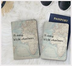 Cambodia Flag Leatherette Passport Wallet Style Case Cover For Travel