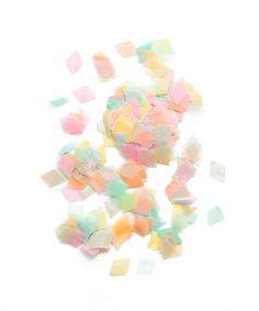 Pastel Diamond Confetti