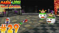 Mario & Luigi Paper Jam Bros. - Gameplay Walkthrough Part 29 [ 3DS]