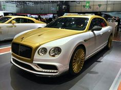 Bentley (Continental) Flying Spur
