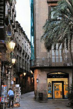 BARCELONA #La RiberaDistrict #Catalonia #Spain