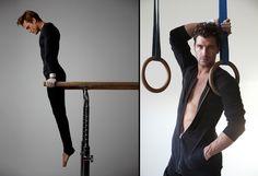 Cory Bond & Jason Morgan by Matt Albiani | Gym Day | Homotography