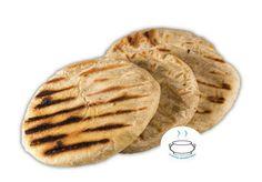Receta de tortilla criolla - Platos Argentinos