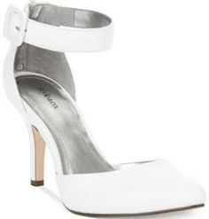 00fd1ed74c7e Style co. Miloe Two Piece Ankle Strap Pumps Ankle Strap
