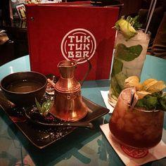 Tuk Tuk Bar (creative drinks) - Budapest, Hungary