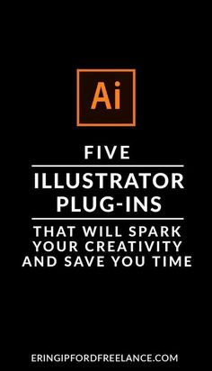 5 Illustrator Plug-ins To Spark Your Creative Side - 5 Illustrator Plug-ins To Spark Your Creative Side My favorite Illustrator Plug-ins that will save you time and spark your creativity! Web Design, Graphic Design Tools, Graphic Design Tutorials, Graphic Design Inspiration, Tool Design, Design Trends, Design Process, Vector Design, Adobe Illustrator Tutorials