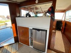 Yacht For Sale, Boats For Sale, Yacht Interior, Interior Design, Chris Craft Boats, Fresh Water Tank, Motor Yacht, Power Boats, Exterior Paint