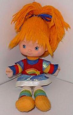 rainbow bright doll.