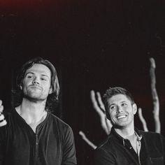 Jensen Ackles and Jared Padalecki ~ Supernatural