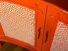 DIY Network has 14 new ways to refinish furniture and cabinets with outside-the-box paint, stain and sealant ideas.