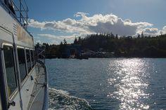 Lummi Island ferry terminal
