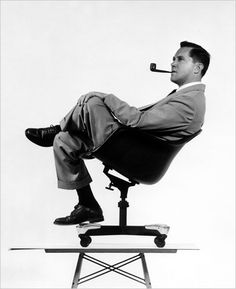 Charles Eames.