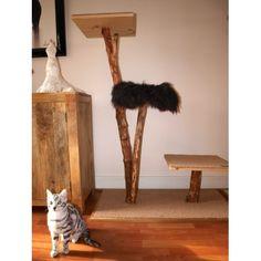 KoogaTree | Create Your Custom Cat Tree | Wooden, Handmade, Modern, Unique Top Cat Furniture