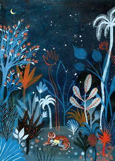 Elsa Klever Illustration — Comissioned