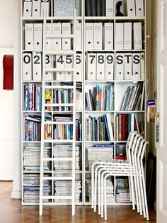 A pretty way to organize files <3