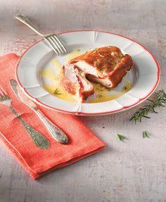 Τραγανό κοτόπουλο εξωτερικά, ζουμερό εσωτερικά, τέλεια λύση για ένα γρήγορο, εύκολο και νόστιμο πιάτο. French Toast, Recipies, Food And Drink, Meat, Breakfast, Cooking, Recipes, Baking Center, Kochen