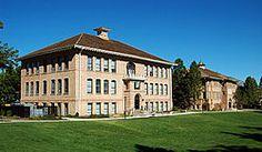 Southern Utah University  - University's first building