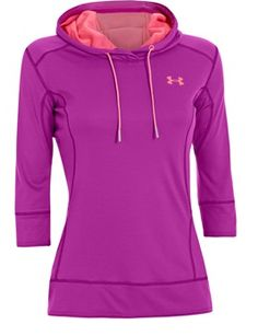 #UnderArmour Women's ArmourGuard Hoodie - newriversports.com Purchase Online or in the store! Draper, Virginia