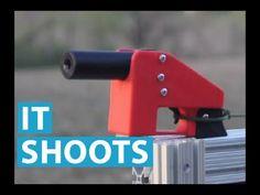 Lulz Liberator 3D-Printed Gun Demo | Mashable