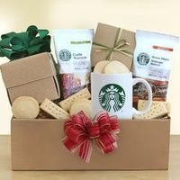 Unique Gift Idea - Starbucks Recharge And Renew