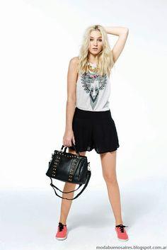 Koxis verano 2014 moda mujer.