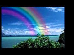 eva cassidy - somewhere over the rainbow (with lyrics) Rainbow Sky, Over The Rainbow, Rainbow Colors, Rainbow Magic, Rainbow Brite, Beautiful World, Beautiful Places, Beautiful Castles, Beautiful Sunset