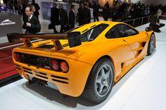McLaren F1 LM #CENEVRE2013 Hepsi ve Daha Fazlası İçin www.arabam.com
