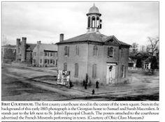 History of Lancaster, Ohio. Lancaster Ohio, The Buckeye State, Fairfield County, Ohio River, Homeland, Day Trips, Vintage Photos, America, History
