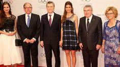 Mauricio Macri en Río 2016: de la cena de gala del COI a la Villa Olímpica en un…