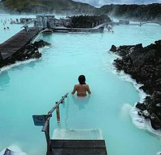the blue lagoon in iceland! Surrounded with amazing nature, the Blue Lagoon is an oasis of relaxation Blue Lagoon by Discover the most hidden places on our travel map! Vacation Places, Vacation Spots, Places To Travel, Places To See, Travel Destinations, Hidden Places, Honeymoon Places, Toronto Vacation, Travel Tourism
