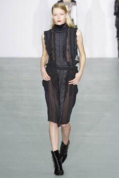 Черное деловое платье от Antonio Berardi
