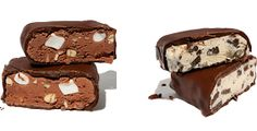 Daddy Cool!: 2 συνταγές για να Φτιάξετε λαχταριστά παγωτινια χωρίς παγωτομηχανή ! Ice Cream, Sweets, Candy, Snacks, Chocolate, Cooking, Desserts, Recipes, Zucchini Noodles