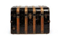 Vintage Travel Trunk on OneKingsLane.com
