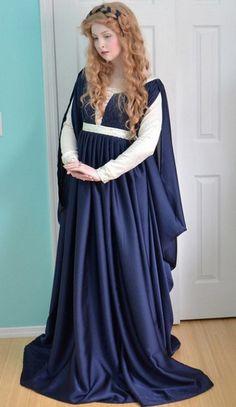 Angela Clayton,18-year-old budding costume designer from Long Island, New York.