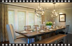 Modern Dining Room Chandeliers