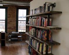 Man Cave/Office Bookshelf