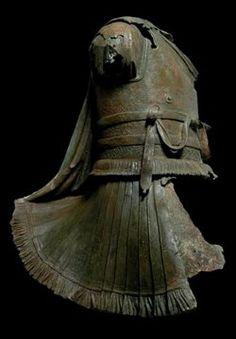 Χάλκινο άγαλμα από τη θάλασσα της Καλύμνου στο Μουσείο Ακρόπολης